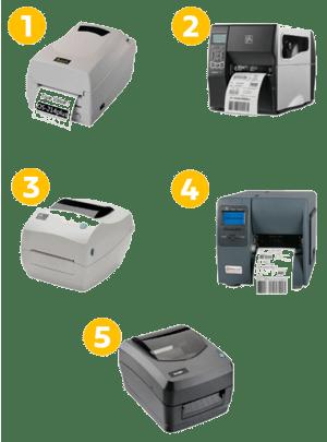 impressoras homologadass